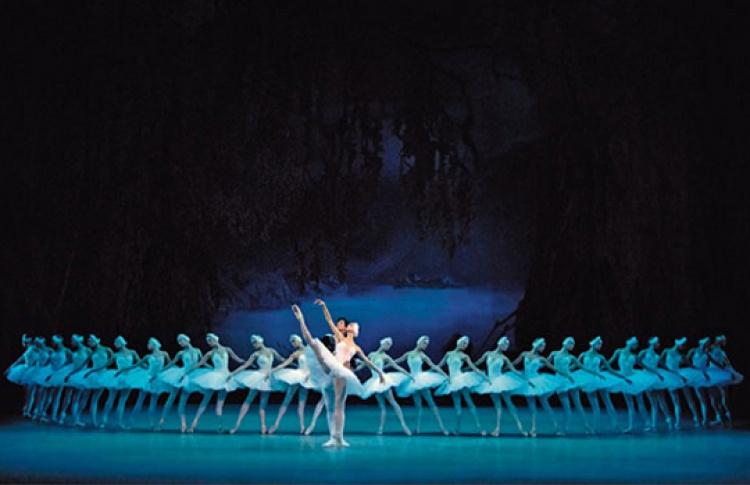 "3D-кинопоказ балета ""Лебединое озеро"""