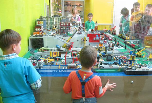 Музей Lego - Фото №1