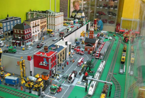 Музей Lego - Фото №2
