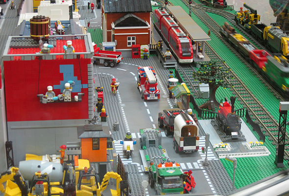 Музей Lego - Фото №3