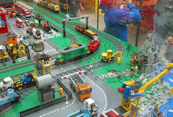 Музей Lego - Фото №4