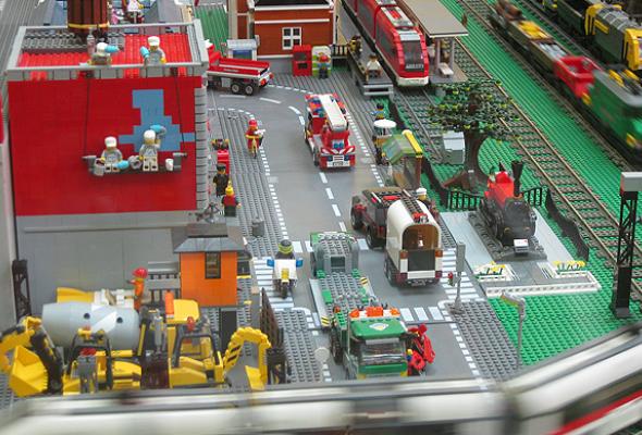 Музей Lego - Фото №5
