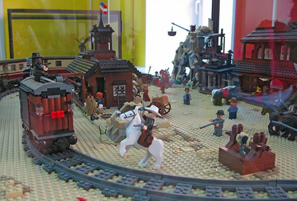Музей Lego - Фото №0