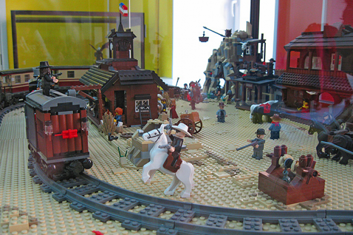 Музей Lego
