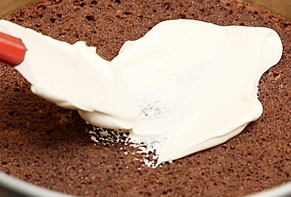 Чернично-сметанный торт - Фото №6