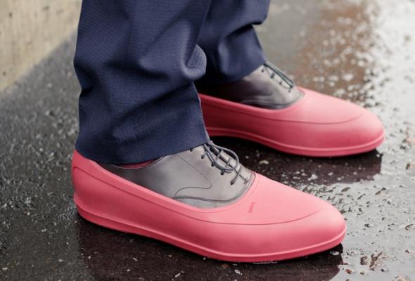 Резиновая обувь: для него - Фото №1