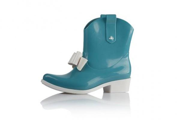 Резиновая обувь: для нее - Фото №17
