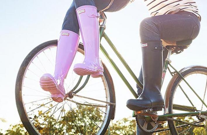 Обувь для дождливой погоды: 35модных пар