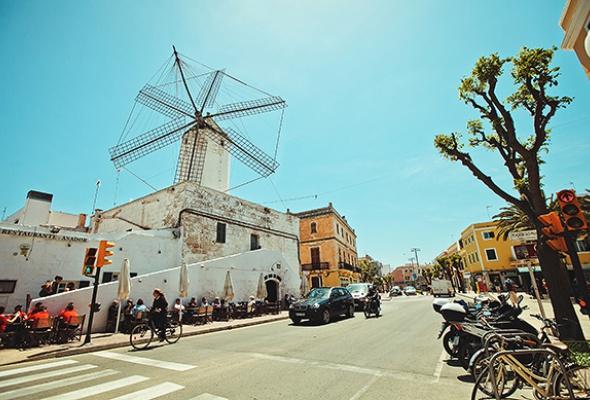 Новая Испания: Менорка - Фото №8