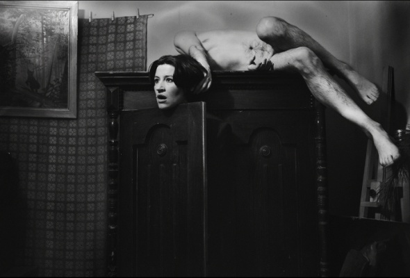 Акт неповиновения. Тело как протест в харьковской фотографии 1970-2010 гг. - Фото №2