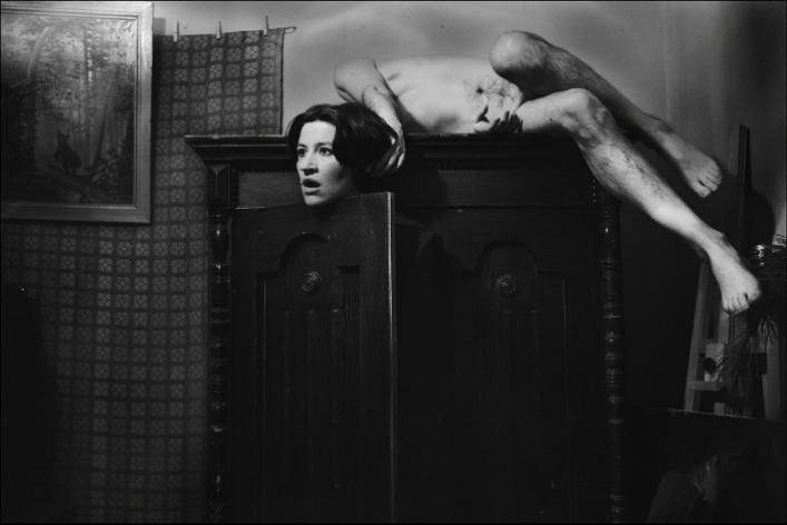 Акт неповиновения. Тело как протест в харьковской фотографии 1970-2010 гг.
