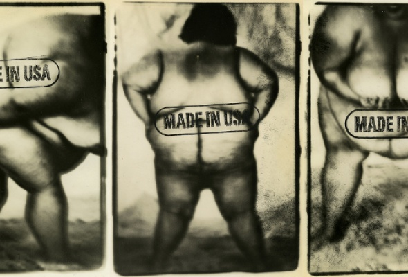 Акт неповиновения. Тело как протест в харьковской фотографии 1970-2010 гг. - Фото №5