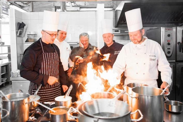 Ресторанная группа ''Свои вгороде'' заявила орасширении бизнеса