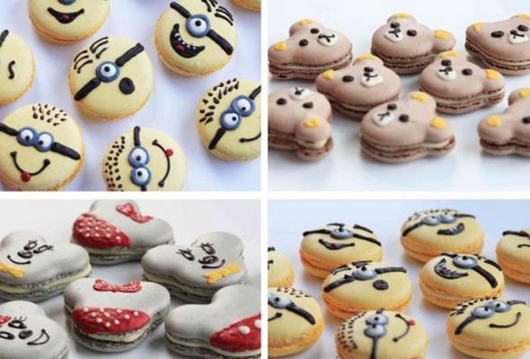 УMon Bon появились новые пирожные - Фото №0