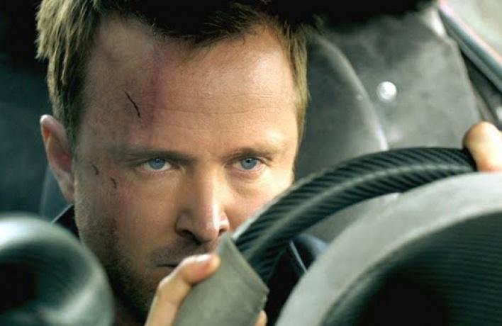Трейлер дня: «Жажда скорости» сАароном Полом