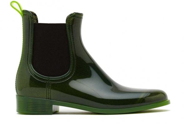 Резиновая обувь: для нее - Фото №19