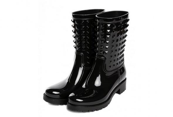 Резиновая обувь: для нее - Фото №2