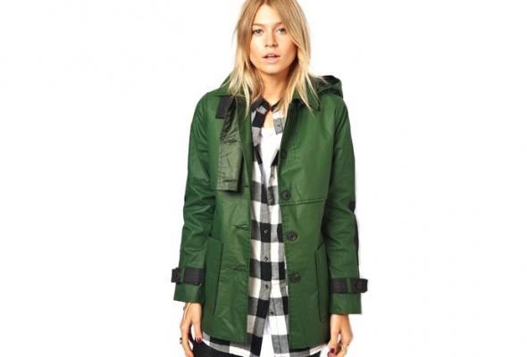 25модных женских курток наосень - Фото №12