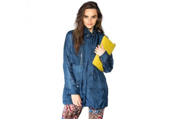 25модных женских курток наосень - Фото №2