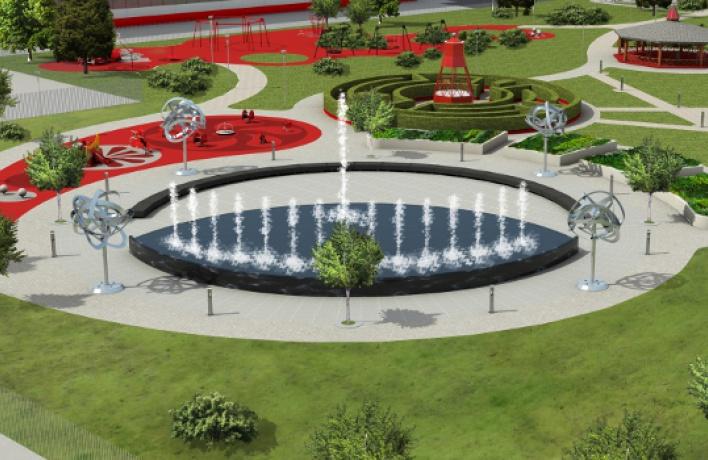 28сентября вгороде открывается детский парк «Буратино»