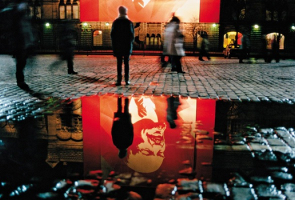 Санкт-Петербургская фотоярмарка на новой сцене Александринского театра - Фото №0