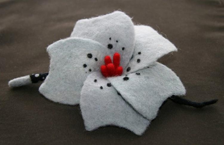 Теплые осенние цветы