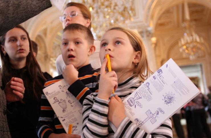 Детские дни в Петербурге