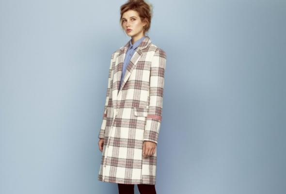 Вмагазине ASOS появилась коллекция теплых пальто - Фото №1