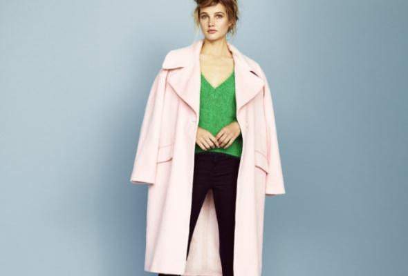 Вмагазине ASOS появилась коллекция теплых пальто - Фото №0