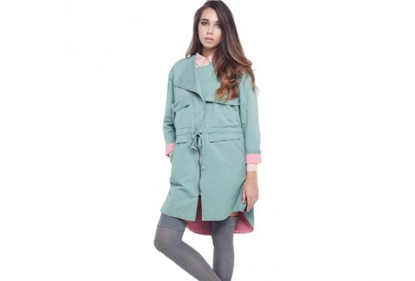 25модных женских курток наосень - Фото №8