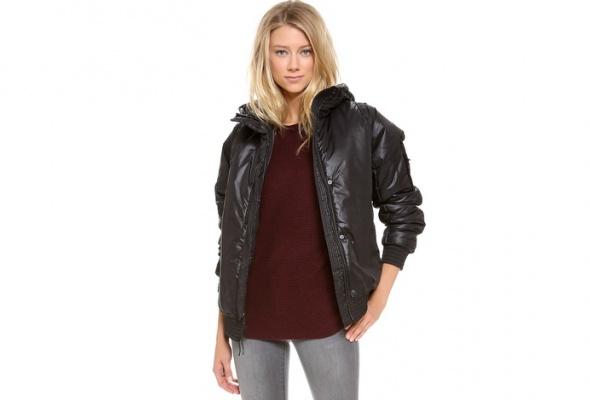 25модных женских курток наосень - Фото №7