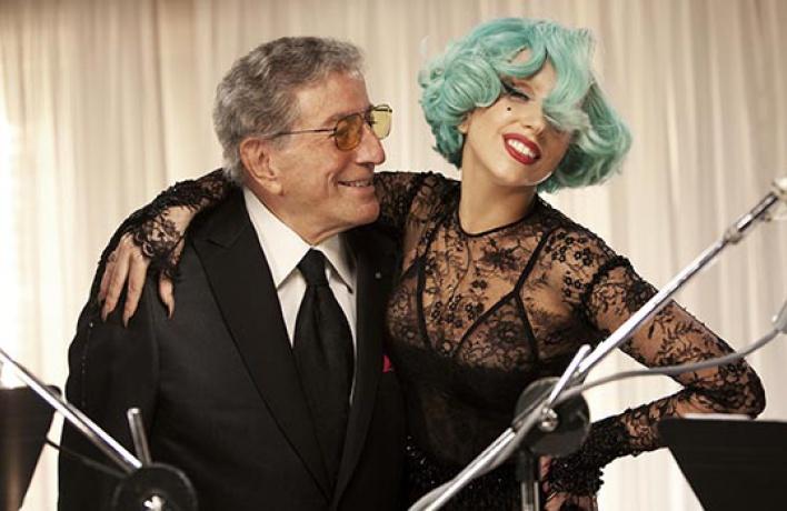 В2014 году Леди Гага выпустит джазовый альбом