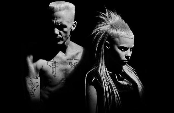 Die Antwoord сыграют вголливудской версии «Приключений Электроника»