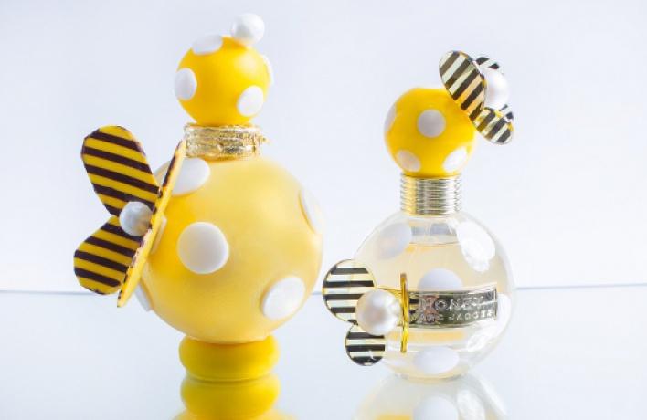 Honey— новый аромат отMarc Jacobs