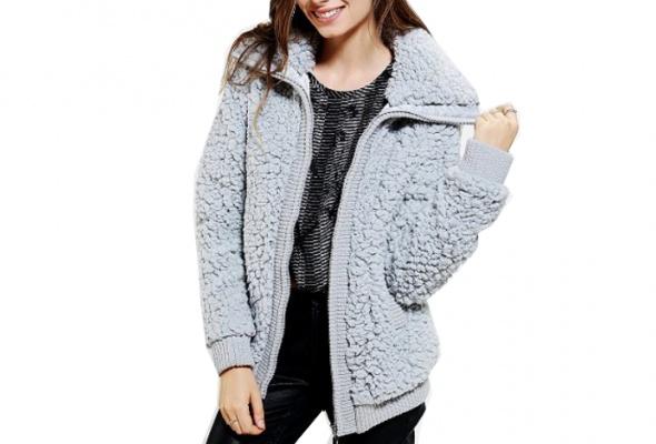 25модных женских курток наосень - Фото №23