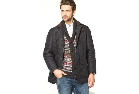 Осенние куртки для него - Фото №1
