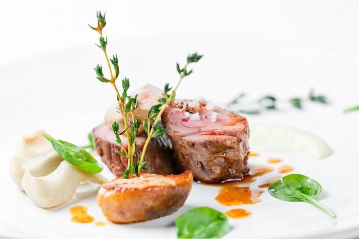 Блюда отмишленовского повара в''Meat head''