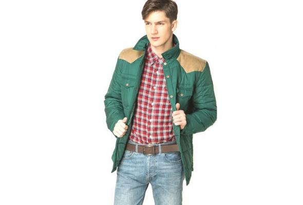 Осенние куртки для него - Фото №4
