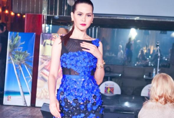 ВМоскве прошел модный показ коллекций филиппинских дизайнеров ижемчуга Jewelmer International - Фото №2