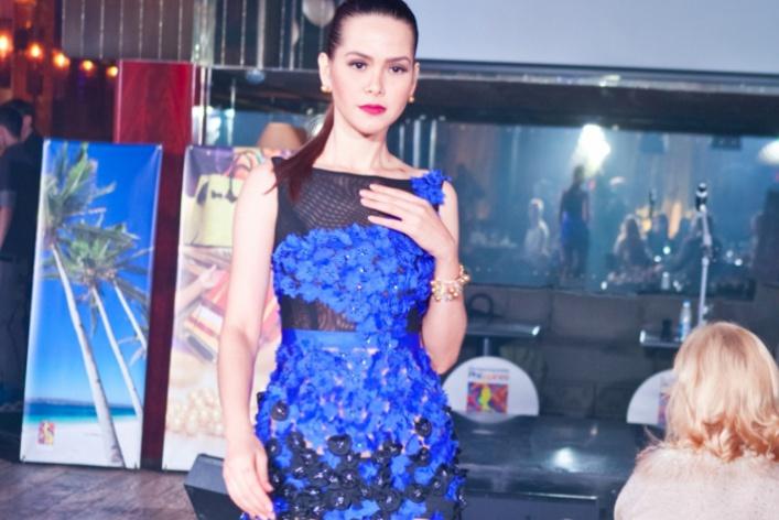 ВМоскве прошел модный показ коллекций филиппинских дизайнеров ижемчуга Jewelmer International