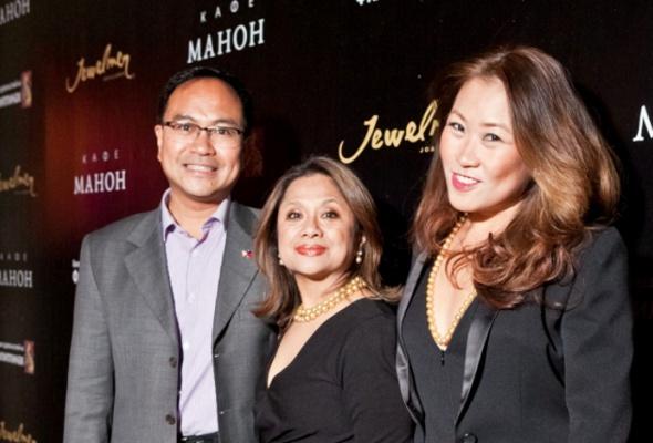 ВМоскве прошел модный показ коллекций филиппинских дизайнеров ижемчуга Jewelmer International - Фото №5