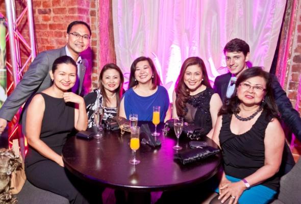 ВМоскве прошел модный показ коллекций филиппинских дизайнеров ижемчуга Jewelmer International - Фото №6