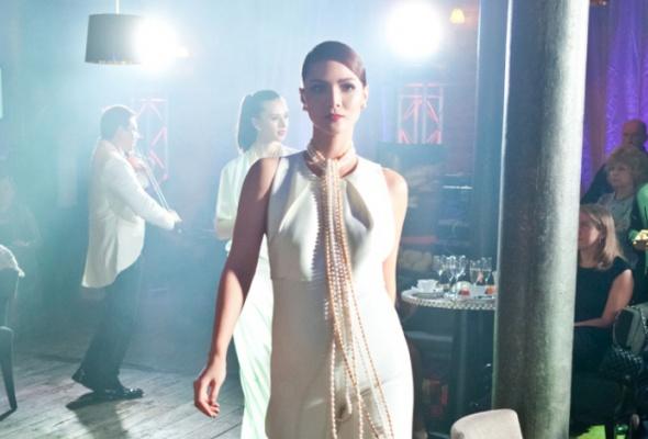 ВМоскве прошел модный показ коллекций филиппинских дизайнеров ижемчуга Jewelmer International - Фото №8