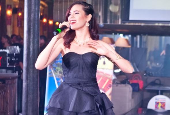 ВМоскве прошел модный показ коллекций филиппинских дизайнеров ижемчуга Jewelmer International - Фото №9