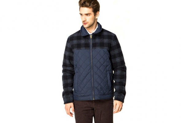 Осенние куртки для него - Фото №12