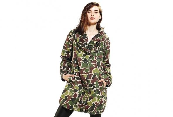 25модных женских курток наосень - Фото №16
