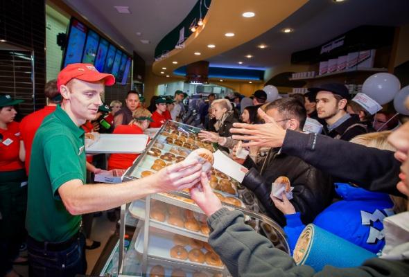 Krispy Kreme - Фото №0