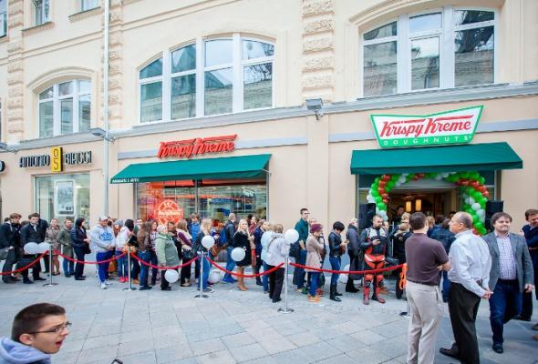 Krispy Kreme - Фото №6
