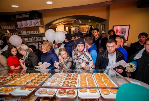 Krispy Kreme - Фото №2