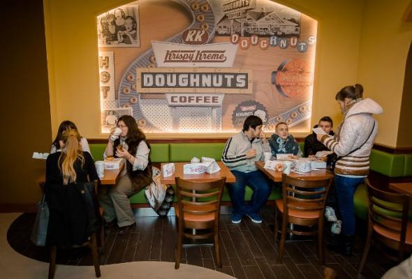 Krispy Kreme - Фото №3